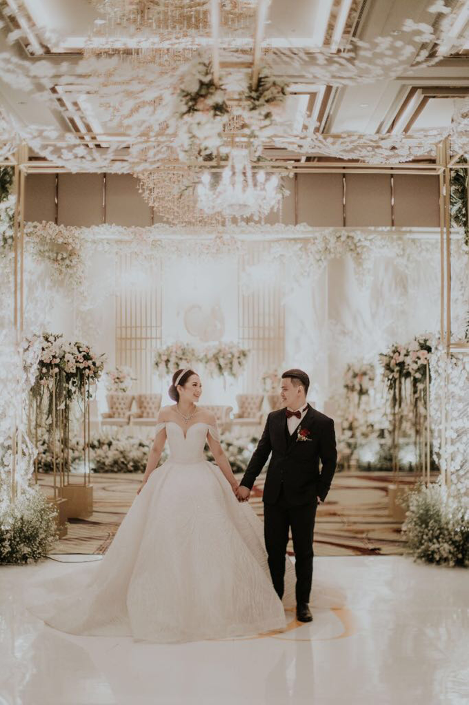 The Wedding of Clinton & Stella - 01/07/18 by AS2 Wedding Organizer - 024