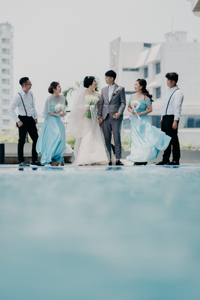Blissful Wedding of Mei Yanto & Elisa by AS2 Wedding Organizer - 006