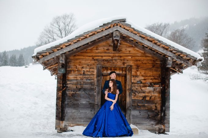 The Prewedding of Ivander & Christina by LUNETTE VISUAL INDUSTRIE - 001
