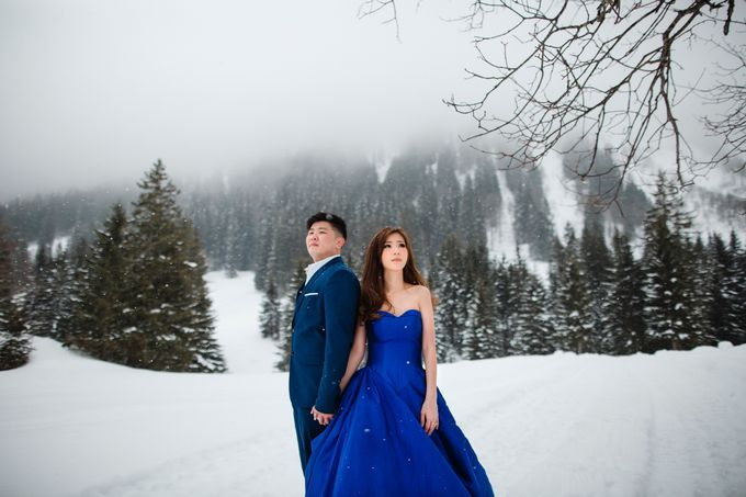 The Prewedding of Ivander & Christina by LUNETTE VISUAL INDUSTRIE - 002