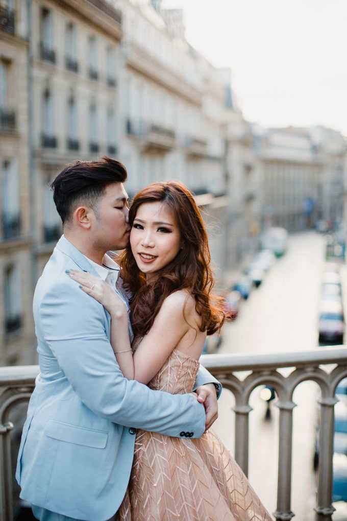The Prewedding of Ivander & Christina by LUNETTE VISUAL INDUSTRIE - 007