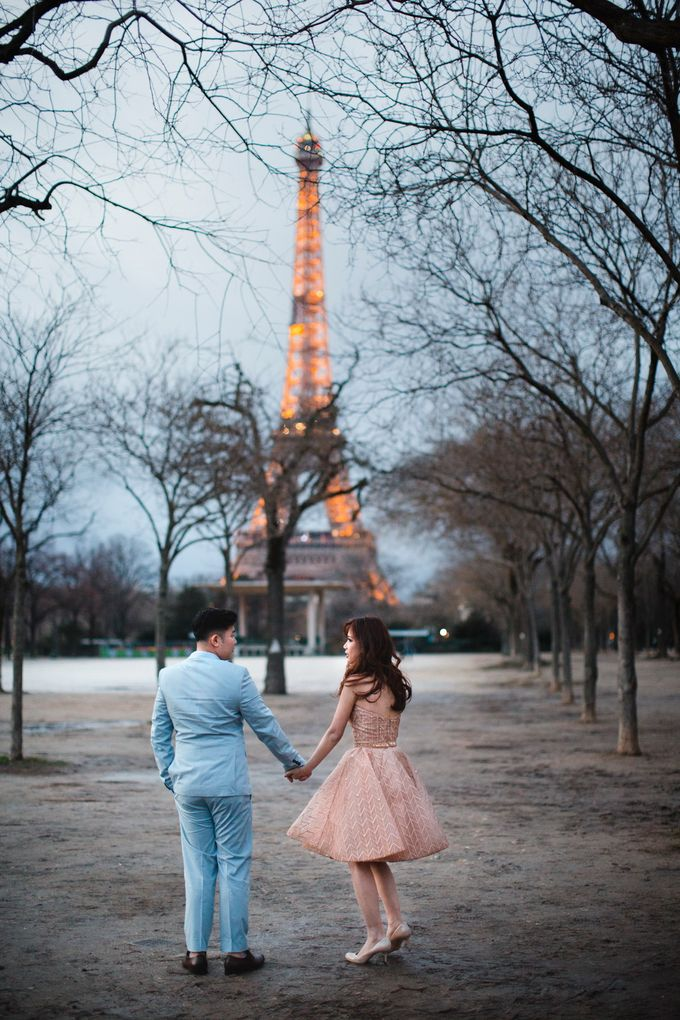 The Prewedding of Ivander & Christina by LUNETTE VISUAL INDUSTRIE - 008