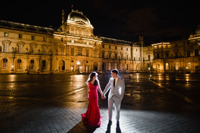 The Prewedding of Ivander & Christina by LUNETTE VISUAL INDUSTRIE - 012