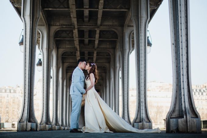 The Prewedding of Ivander & Christina by LUNETTE VISUAL INDUSTRIE - 015