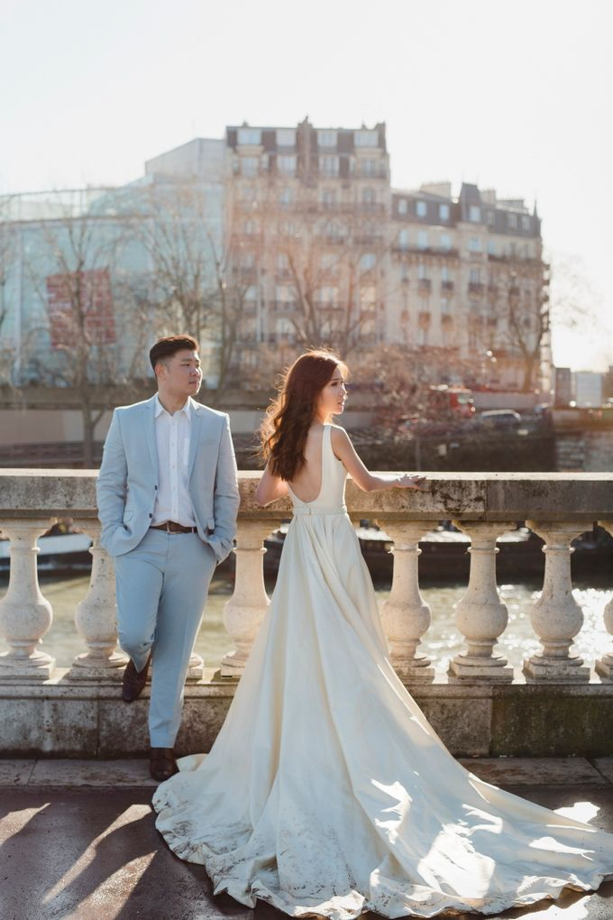 The Prewedding of Ivander & Christina by LUNETTE VISUAL INDUSTRIE - 016