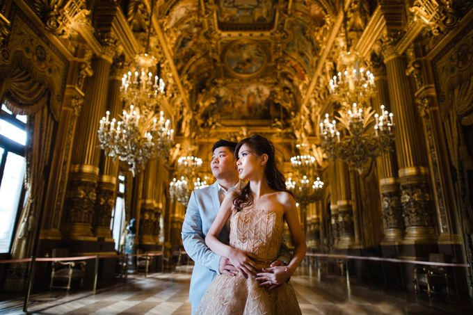 The Prewedding of Ivander & Christina by LUNETTE VISUAL INDUSTRIE - 017