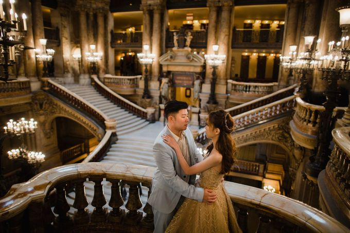 The Prewedding of Ivander & Christina by LUNETTE VISUAL INDUSTRIE - 018