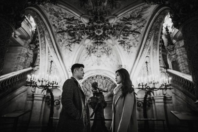 The Prewedding of Ivander & Christina by LUNETTE VISUAL INDUSTRIE - 020