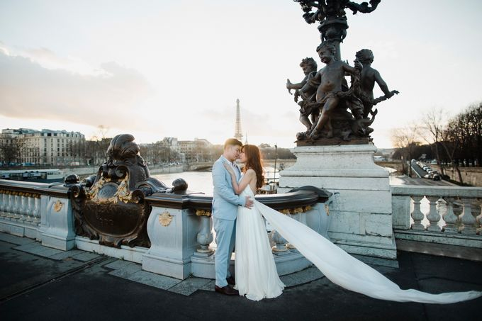 The Prewedding of Ivander & Christina by LUNETTE VISUAL INDUSTRIE - 021