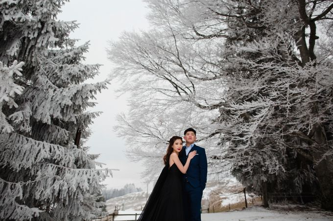 The Prewedding of Ivander & Christina by LUNETTE VISUAL INDUSTRIE - 026