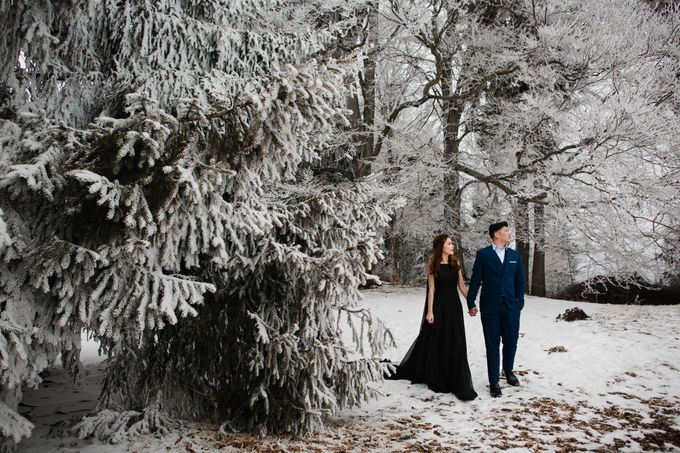 The Prewedding of Ivander & Christina by LUNETTE VISUAL INDUSTRIE - 027
