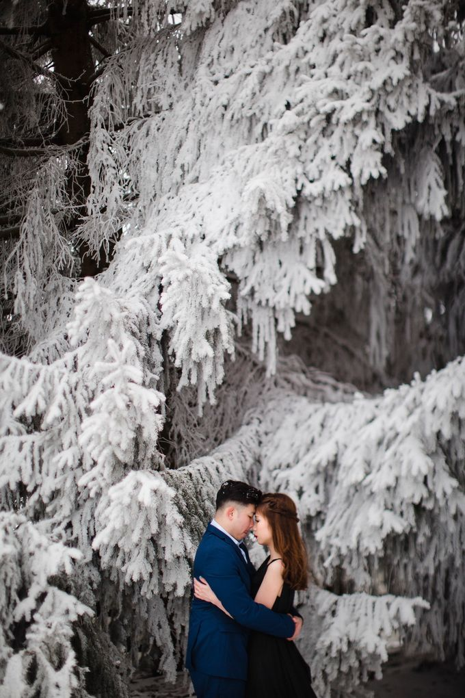 The Prewedding of Ivander & Christina by LUNETTE VISUAL INDUSTRIE - 028
