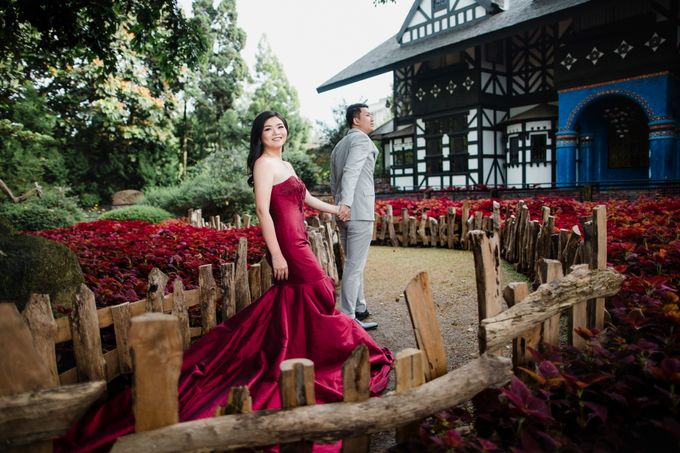 The Prewedding of Felix & Johanna by LUNETTE VISUAL INDUSTRIE - 015