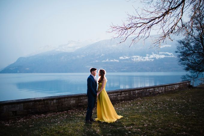 The Prewedding of Ivander & Christina by LUNETTE VISUAL INDUSTRIE - 030
