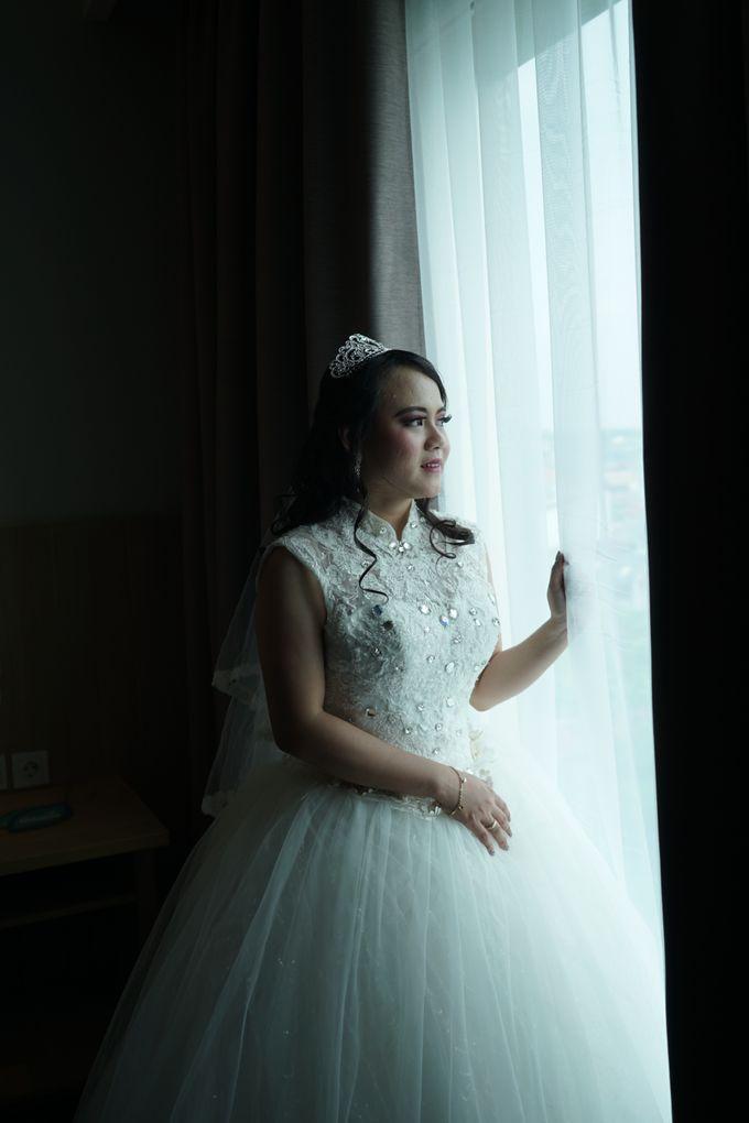 Wedding Mr. Riki & Mrs. Ruth by AMEY CHAN SALON BRIDAL - 004