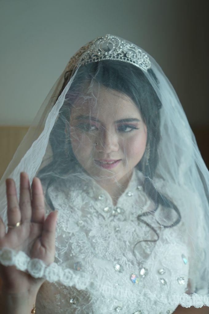 Wedding Mr. Riki & Mrs. Ruth by AMEY CHAN SALON BRIDAL - 007