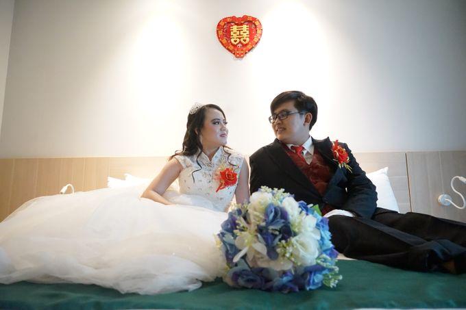Wedding Mr. Riki & Mrs. Ruth by AMEY CHAN SALON BRIDAL - 005