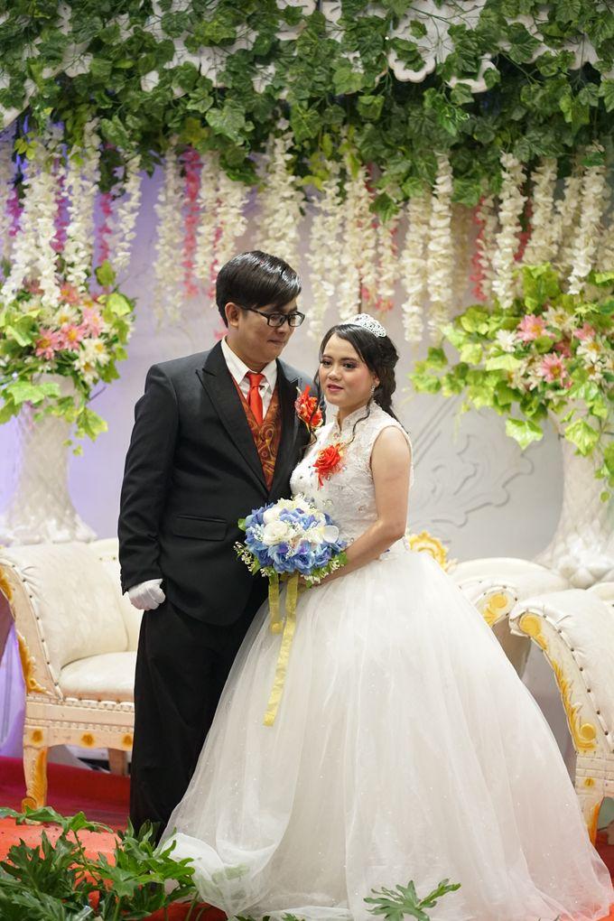 Wedding Mr. Riki & Mrs. Ruth by AMEY CHAN SALON BRIDAL - 006