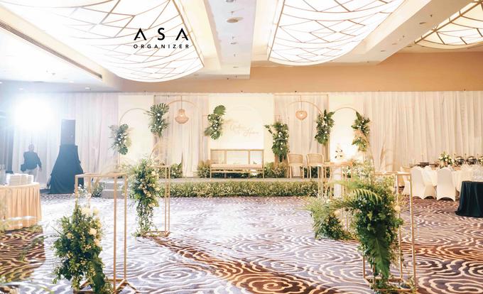 Wedding Reception - Calvin & Herna @FinancialClub, Jakarta by Celra Official - 001