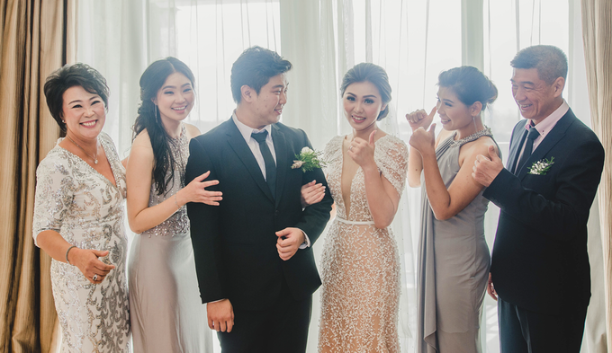 Intimate Wedding - HENDRA❤️YESICA by Luxe Voir Enterprise - 002