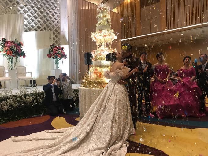 Wedding Reception  - WILLI❤️MERI by Luxe Voir Enterprise - 001