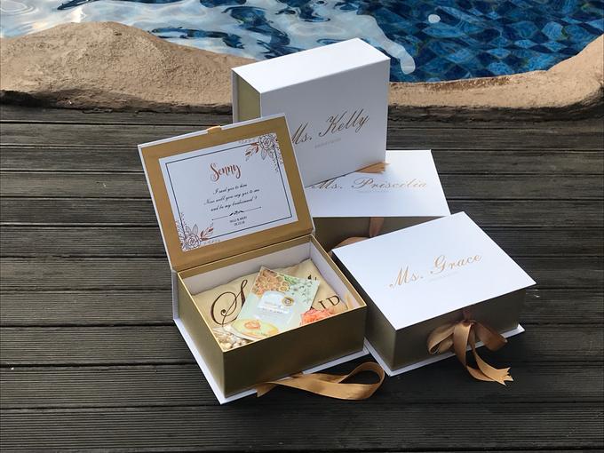 Wedding Reception  - WILLI❤️MERI by Luxe Voir Enterprise - 005
