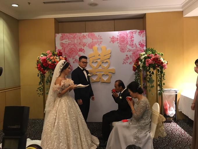 Wedding Reception  - WILLI❤️MERI by Luxe Voir Enterprise - 006