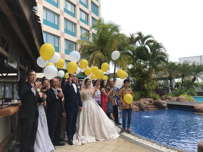 Wedding Reception  - WILLI❤️MERI by Luxe Voir Enterprise - 007