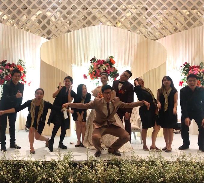 Wedding Reception  - WILLI❤️MERI by Luxe Voir Enterprise - 009