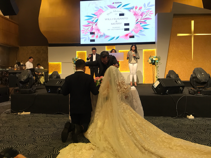 Wedding Reception  - WILLI❤️MERI by Luxe Voir Enterprise - 008