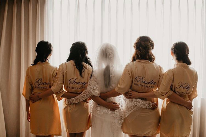 Bride & Bridesmaid - WILLI❤️MERI by Luxe Voir Enterprise - 004