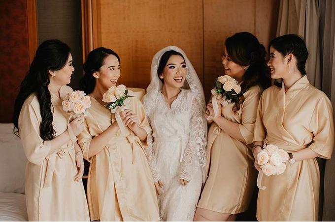 Bride & Bridesmaid - WILLI❤️MERI by Luxe Voir Enterprise - 003