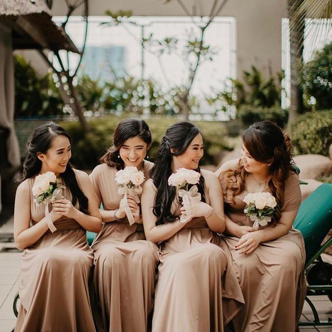 Bride & Bridesmaid - WILLI❤️MERI by Luxe Voir Enterprise - 006