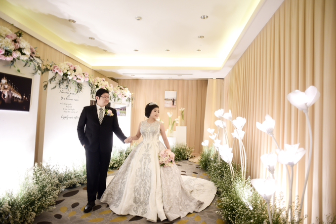 Decor by White Pearl - ALVIN ❤️ FIONNA by Pullman Jakarta Indonesia - 004