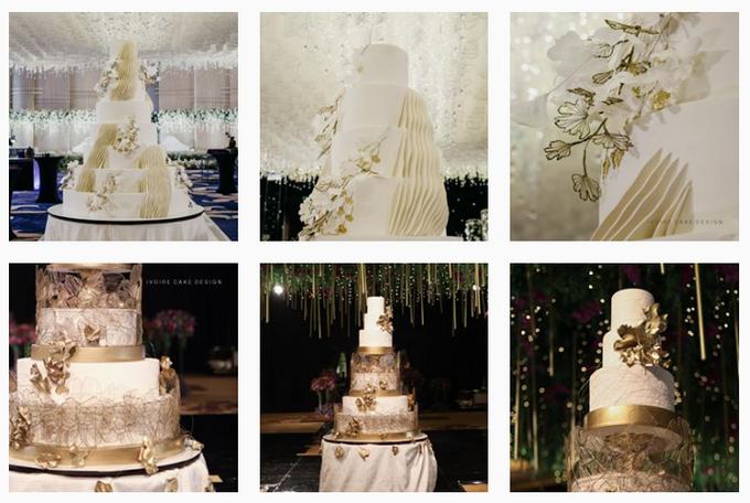 Wedding Organizer Package by Ivoire Cake Design - 003