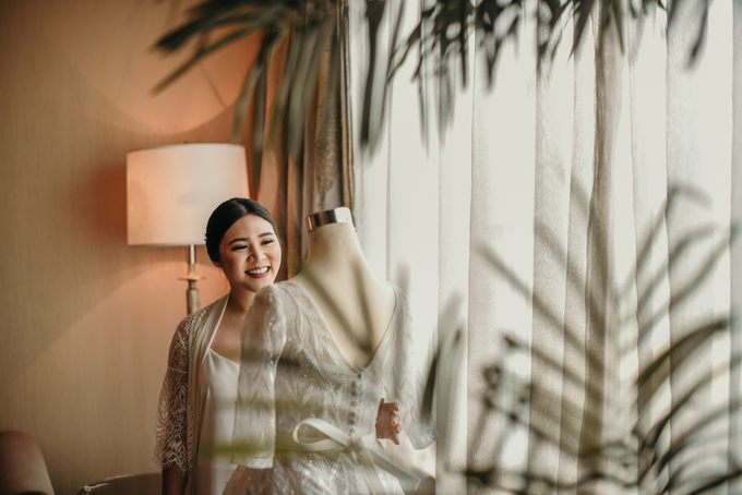 Bobby ❤️ Chelsea, Hotel Mulia Jkt by Focus Production - 005
