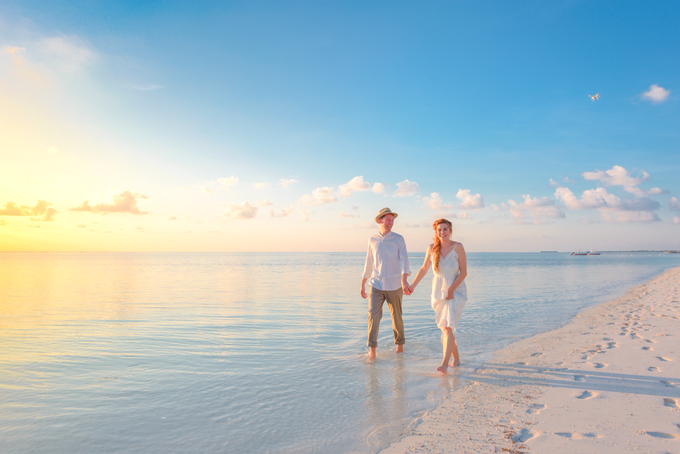 Heike and Michael Destination Wedding In Maldives  by Asad's Photography - 004