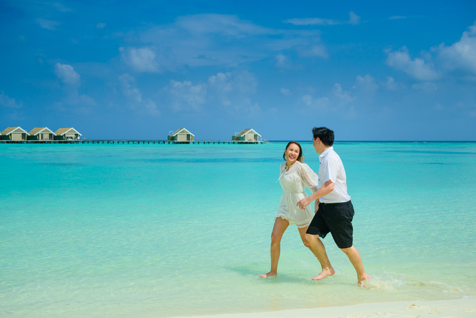 Honeymoon in Maldives by Asad,  by Asad's Photography - 002
