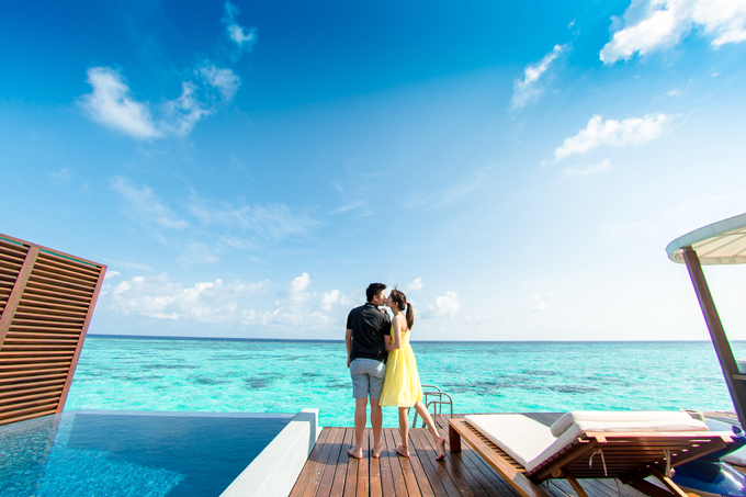 Honeymoon in Maldives by Asad,  by Asad's Photography - 005