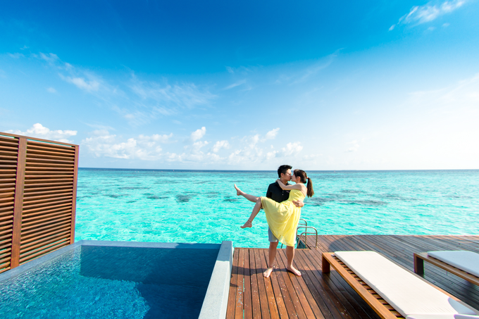 Honeymoon in Maldives by Asad,  by Asad's Photography - 006