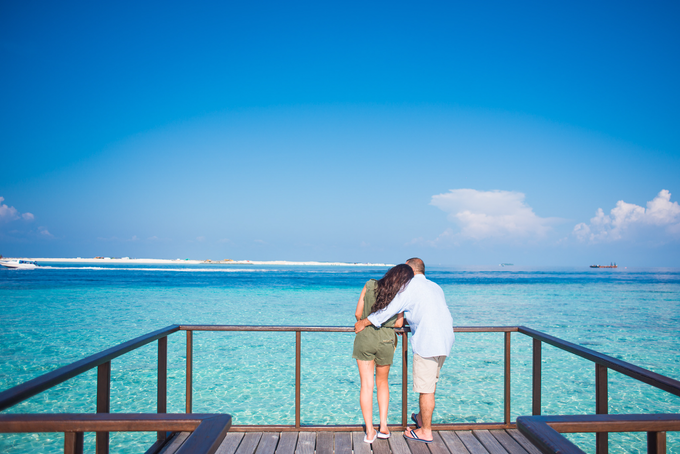 Honeymoon in Maldives by Asad,  by Asad's Photography - 010