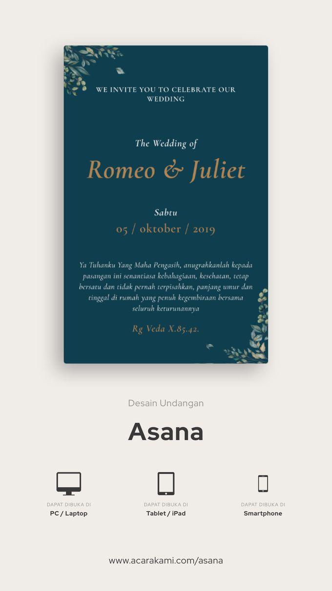 Winanta & Wahyuni Wedding - Undangan Online Desain Asana by Acarakami.com - 002