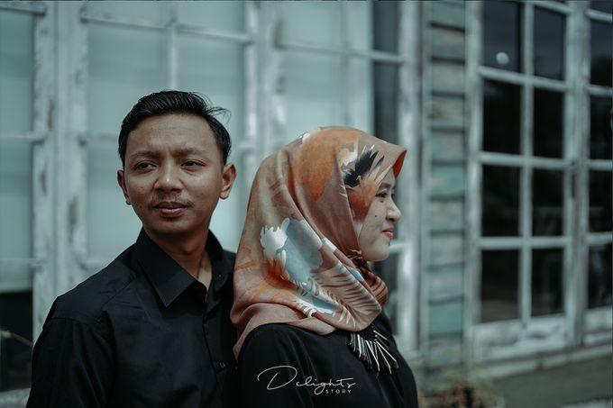 Prewedding Vidi dan Aisyah by Delights Story - 002