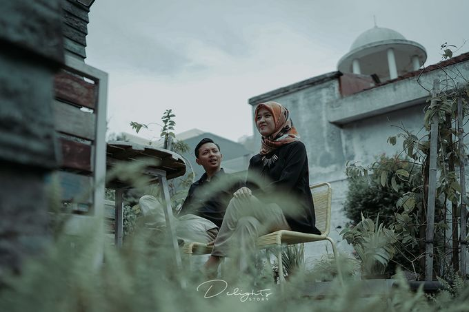Prewedding Vidi dan Aisyah by Delights Story - 001