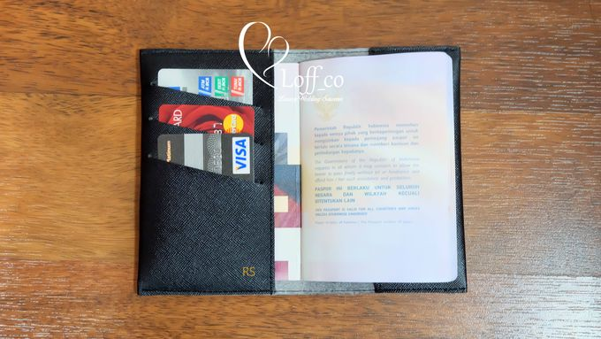 Functional Pouch, Passport & Card Holder by Loff_co souvenir - 010
