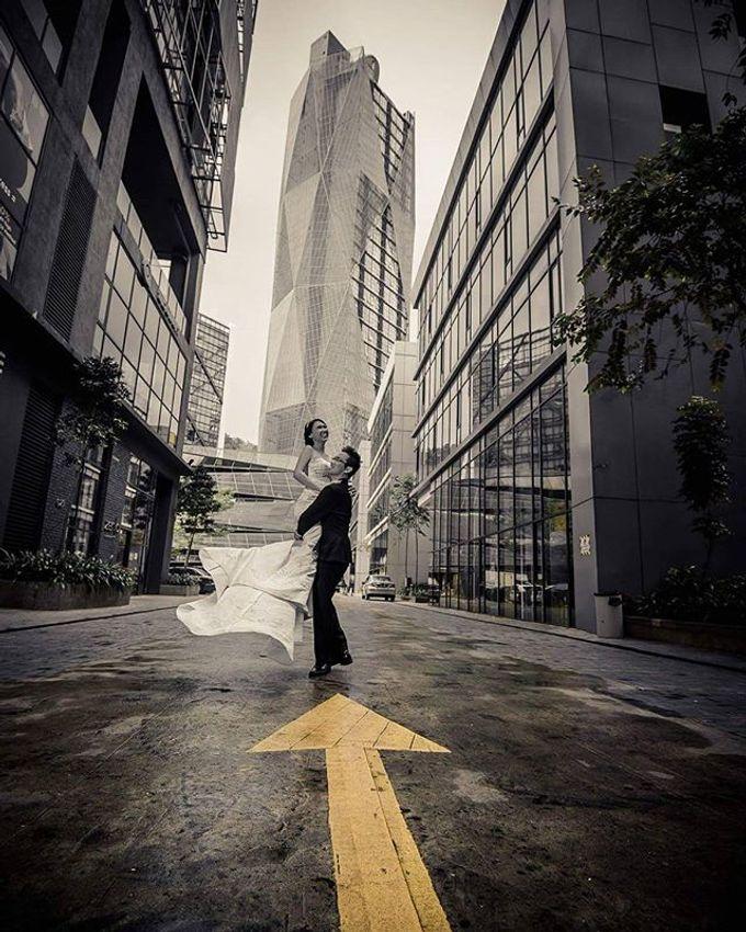 Lasting Elegance   Prewedding by precious wedding - 011