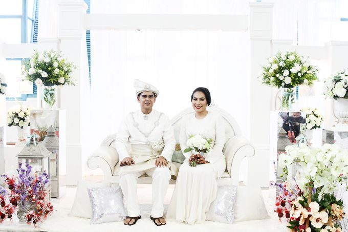 Asha and Azman by Shamsydar Ani Photography - 020
