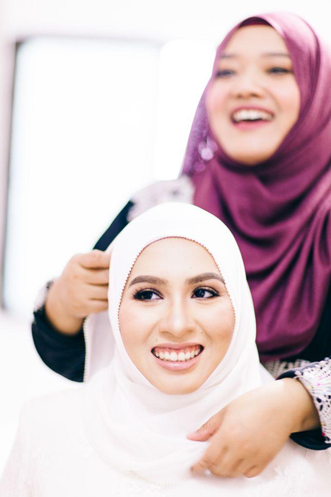 Asha and Azman by Shamsydar Ani Photography - 002