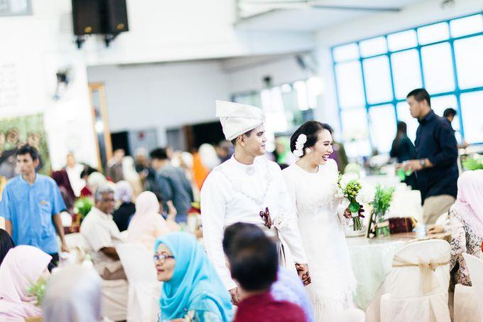 Asha and Azman by Shamsydar Ani Photography - 033