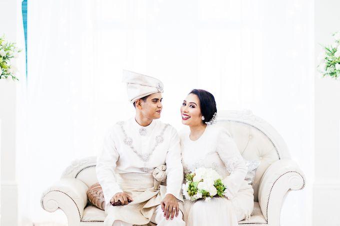 Asha and Azman by Shamsydar Ani Photography - 039